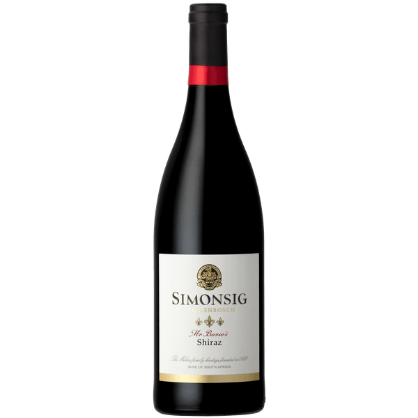 Simonsig Mr. Borio's Shiraz