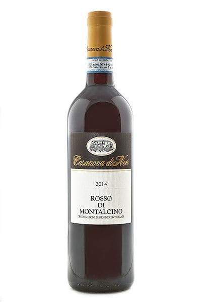 Casanova di Neri Rosso di Montalcino 2014