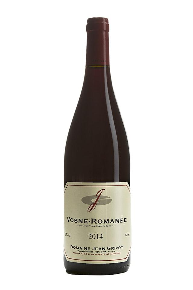 Domaine Jean Grivot Vosne-Romanée 2014
