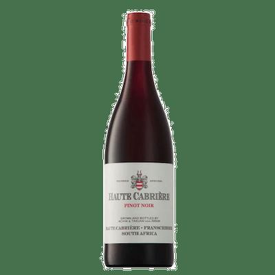 Haute Cabrière Pinot Noir Reserve Wooded
