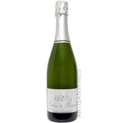 Crémant de Bourgogne Brut - La Croix Montjoie