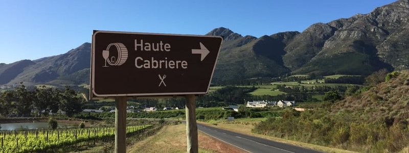 Haute Cabriere Franschhoek South Africa