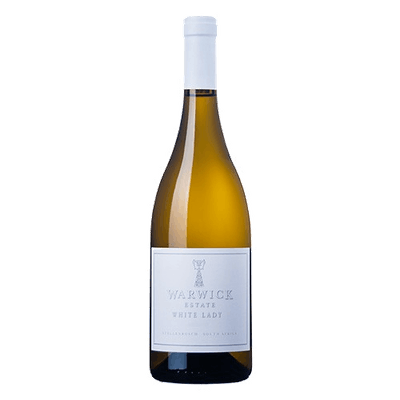 White Lady Chardonnay Warwick