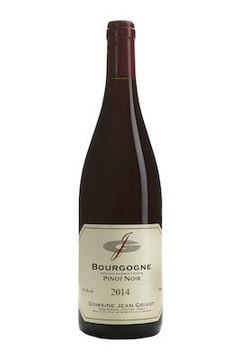 Domaine Jean Grivot Bourgogne Pinot Noir 2015