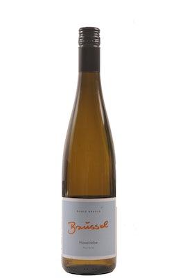 Weingut Brüssel Huxelrebe Auslese 2018