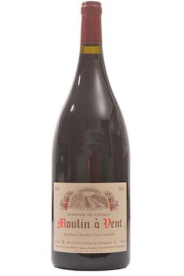 Domaine de Pouilly Moulin à Vent 2015 (Magnum)