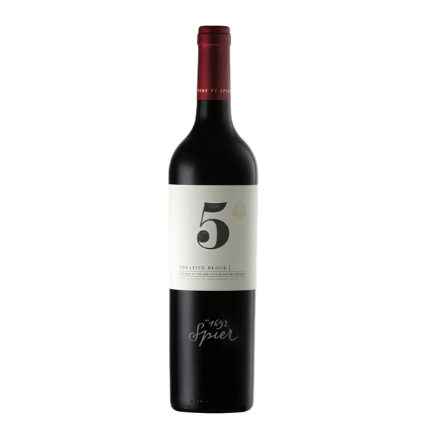 Spier Creative Block 5 - Bordeaux Blend