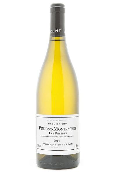 Vincent Girardin Puligny-Montrachet 1er Cru Les Referts 2015