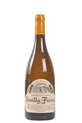 """Domaine de Pouilly Pouilly Fuissé """"Au Clos"""" 2016"""