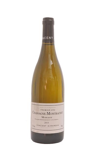 Vincent Girardin Chassagne-Montrachet 1er Cru Morgeot 2015