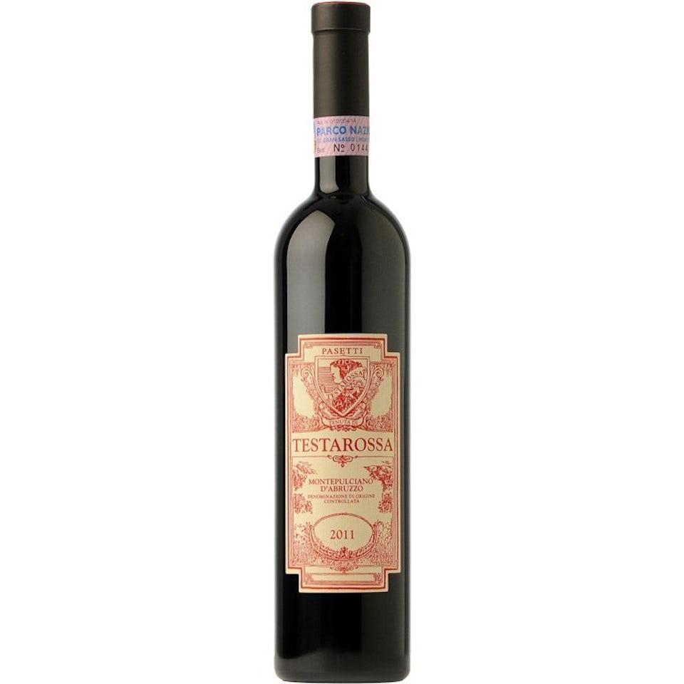 Testarossa Montepulciano d'Abruzzo DOC Pasetti Vini