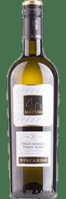 Mavum Pinot Bianco/Pinot Nero 2016