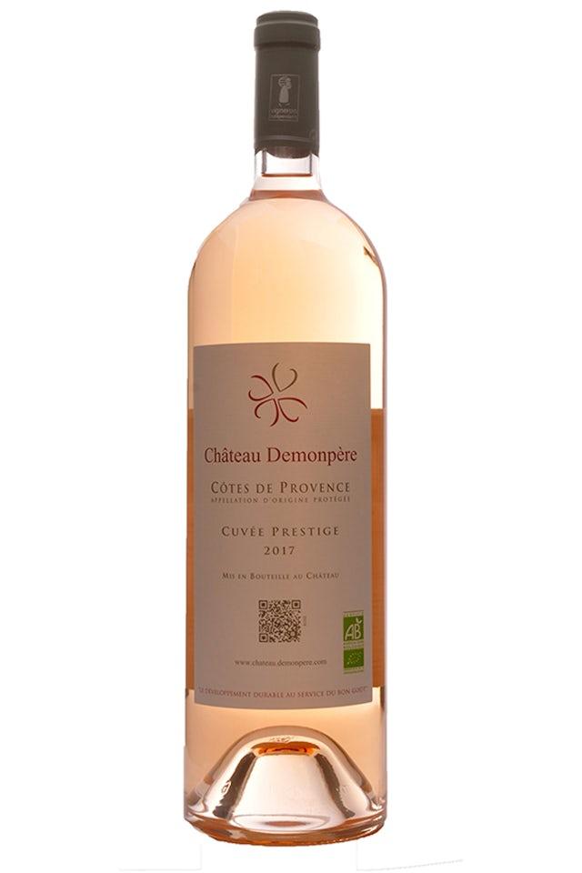 Château Demonpère Cuvée Prestige Rosé 2018 (Jeroboam)