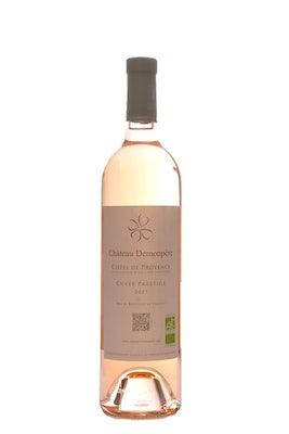 Château Demonpère Cuvée Prestige Rosé 2018