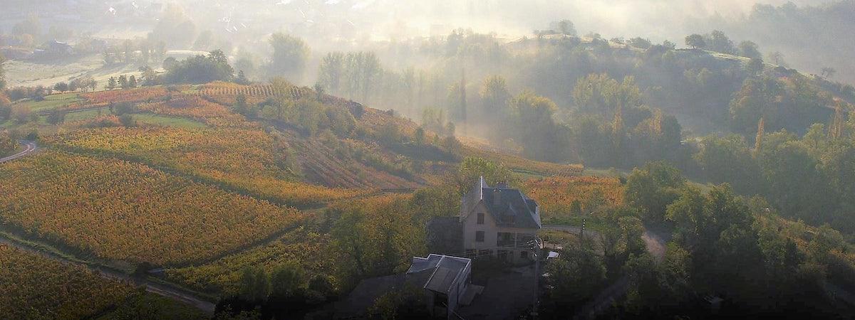 Foto bij Domaine du Cros