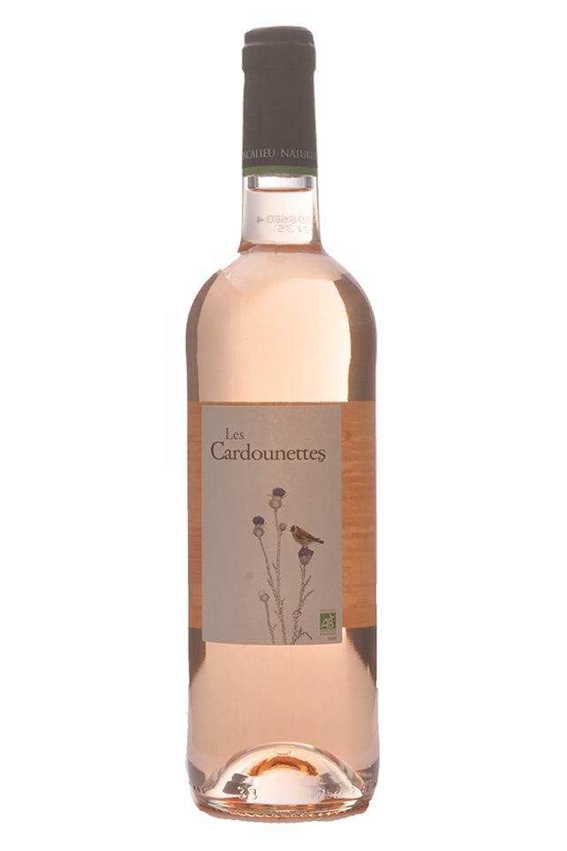 Foncalieu Les Cardounettes Rosé Bio 2018