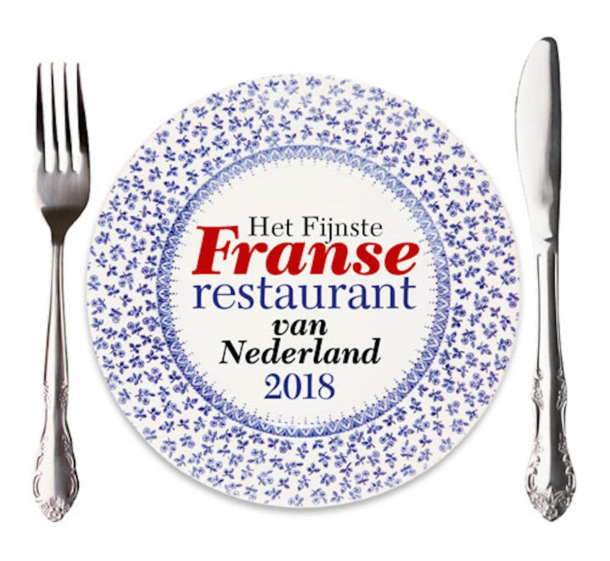 Afbeelding bij Wijnpakket Fijnste Franse Restaurant van Nederland