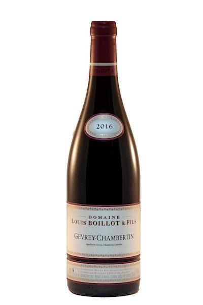 Louis Boillot & Fils Gevrey-Chambertin 2016