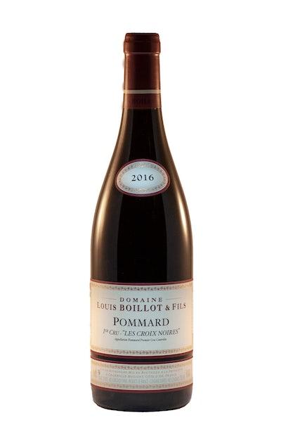 Louis Boillot & Fils Pommard 'Les Croix Noires' 1er Cru 2016