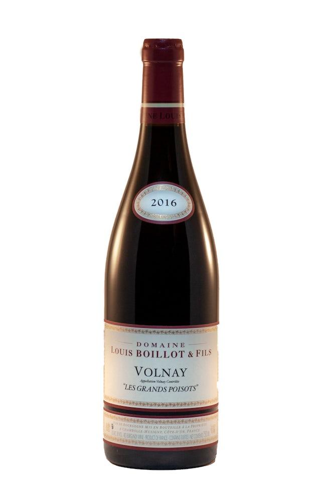 Louis Boillot & Fils Volnay 'Les Grands Poisots' 2016