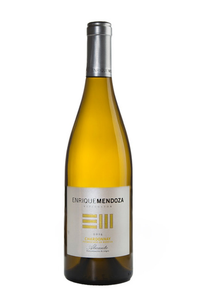 Bodegas Enrique Mendoza Chardonnay Fermentado Barrica 2017