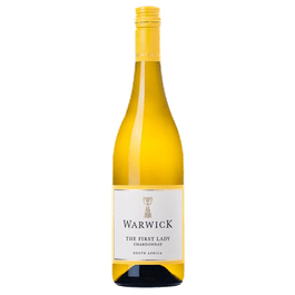 First Lady Unoaked Chardonnay Warwick
