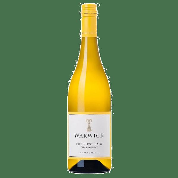 First Lady unoaked Chardonnay Warwick