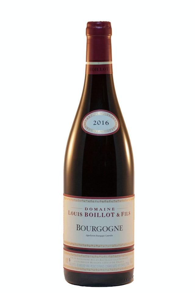 Louis Boillot & Fils Bourgogne Pinot Noir 2016