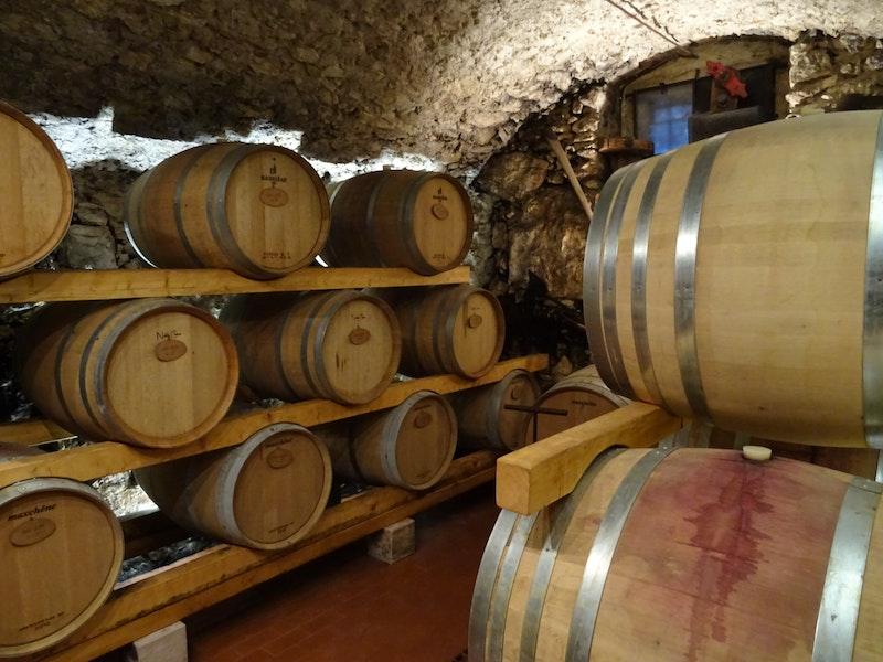 Monte Faustino wijnhuis
