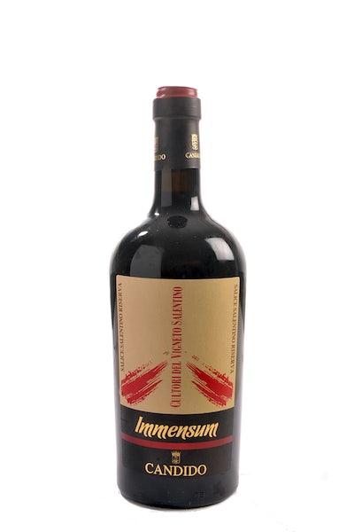 Azienda Candido Immensum Salice Salento DOC Rosso Riserva 2015 (Magnum)
