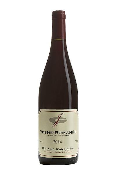 Domaine Jean Grivot Vosne-Romanée 2016