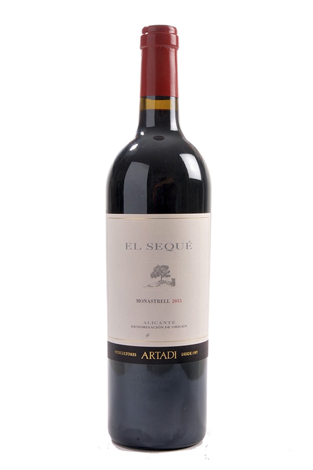 Artadi El Seque 2016