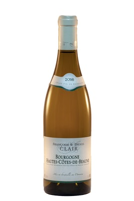 """F&D Clair Bourgogne blanc """"Hautes Côtes de Beaune"""" 2017"""