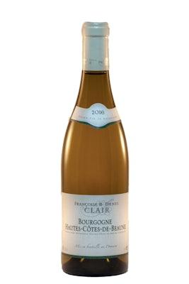 """F&D Clair Bourgogne blanc """"Hautes Côtes de Beaune"""" 2017 (Magnum)"""