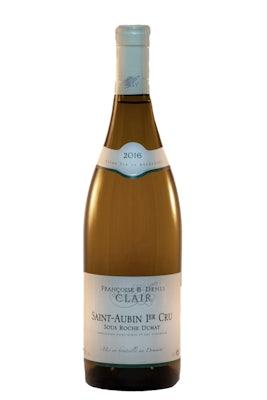 "F&D Clair Saint-Aubin 1er cru ""Sous Roche Dumay"" 2017 (Magnum)"
