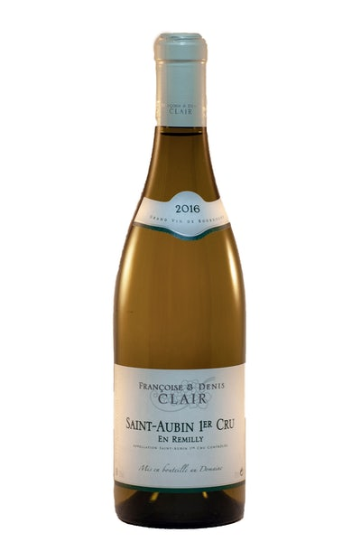 F&D Clair Saint-Aubin 1er cru