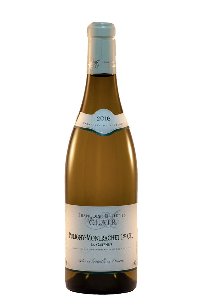 F&D Clair Puligny-Montrachet 1er cru