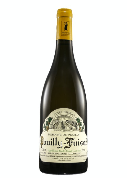 Domaine de Pouilly Pouilly Fuissé Prestige 2016