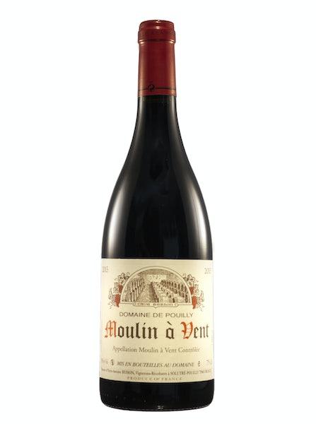 Domaine de Pouilly Moulin à Vent 2015