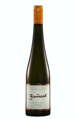 Weingut Brüssel Bechtheimer Geyersberg Riesling 2017