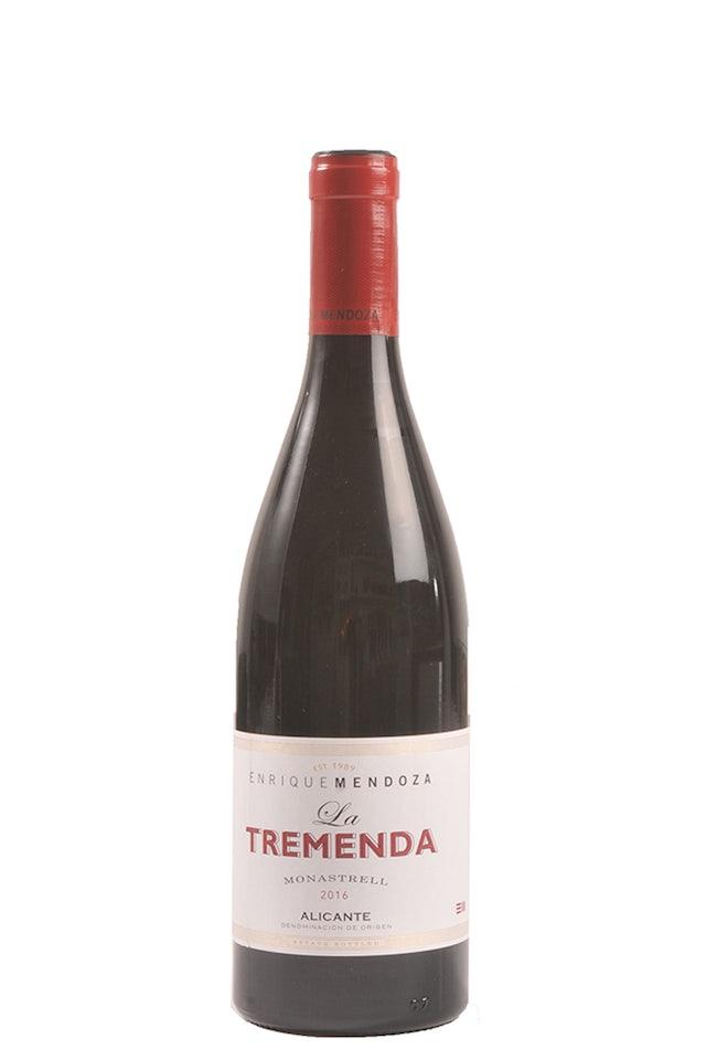 Bodegas Enrique Mendoza La Tremenda 2017