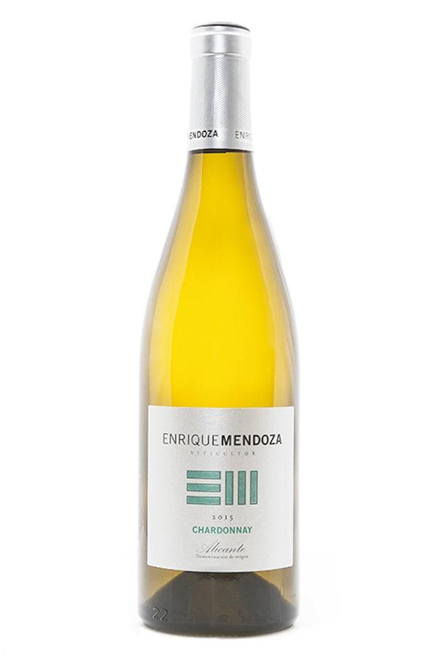 Bodegas Enrique Mendoza Chardonnay Joven 2018