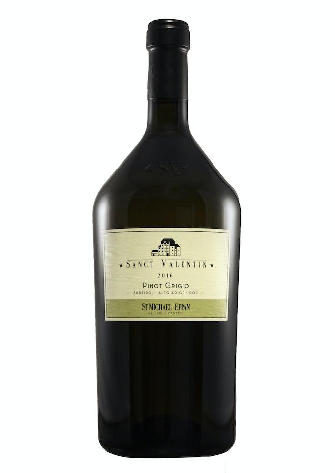 St. Michael-Eppan Sanct Valentin Pinot Grigio 2017 (Magnum)