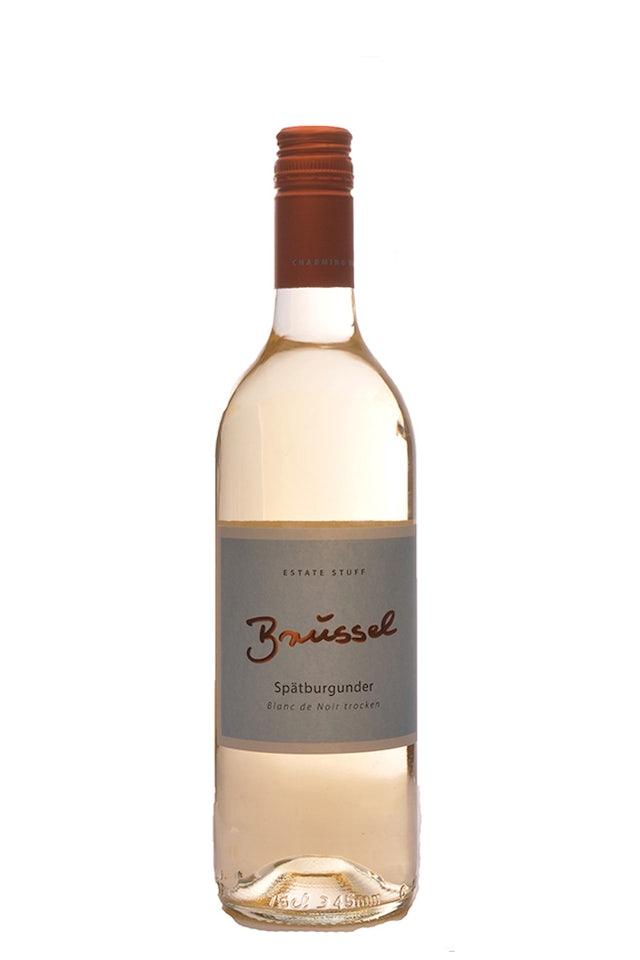 Weingut Brüssel Spätburgunder Blanc de Noir 2019