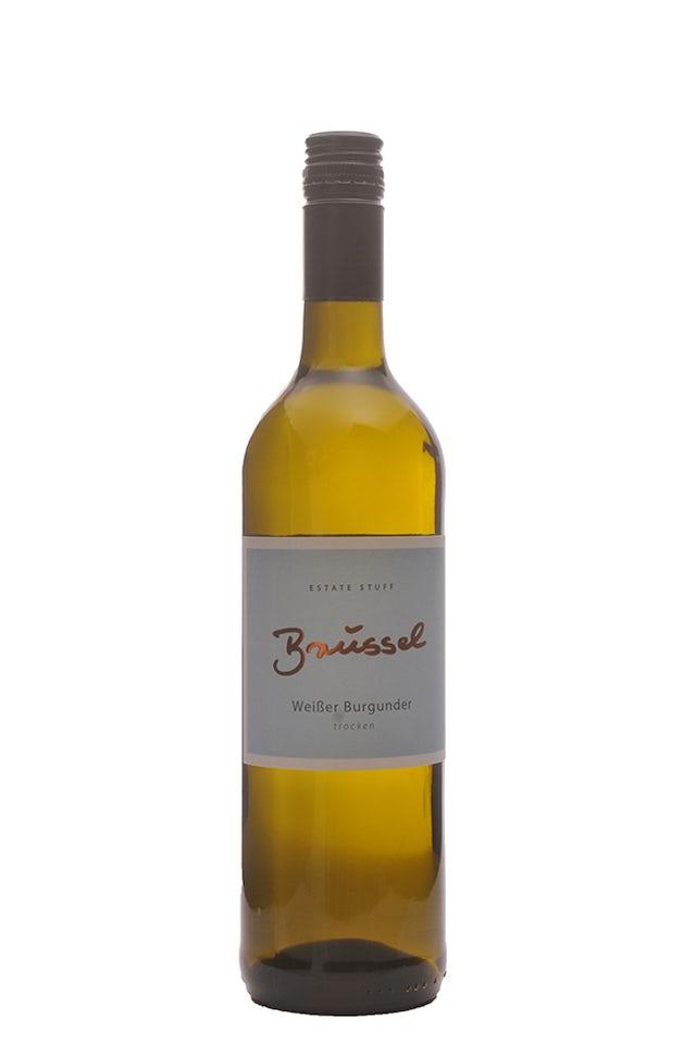 Weingut Brüssel Weiβer Burgunder 2019