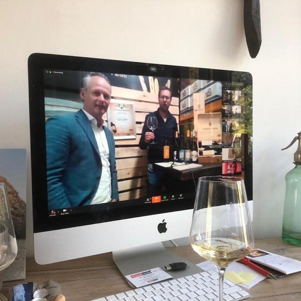 Proefpakket Online Wijnproeverij