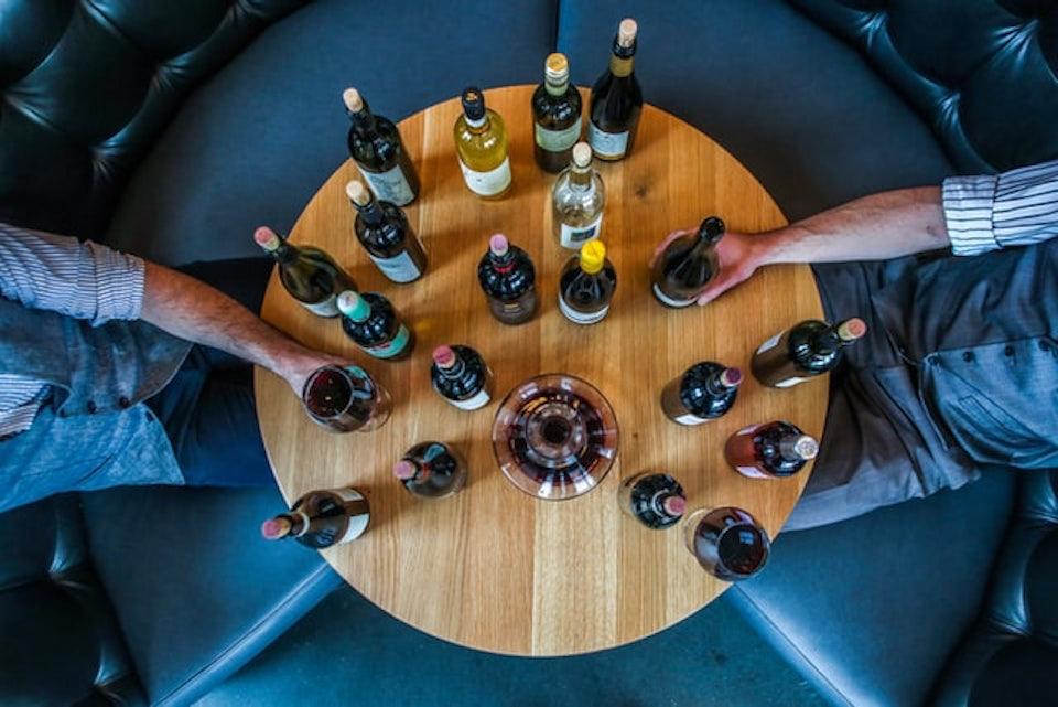 Afbeelding bij Wijnproeverij