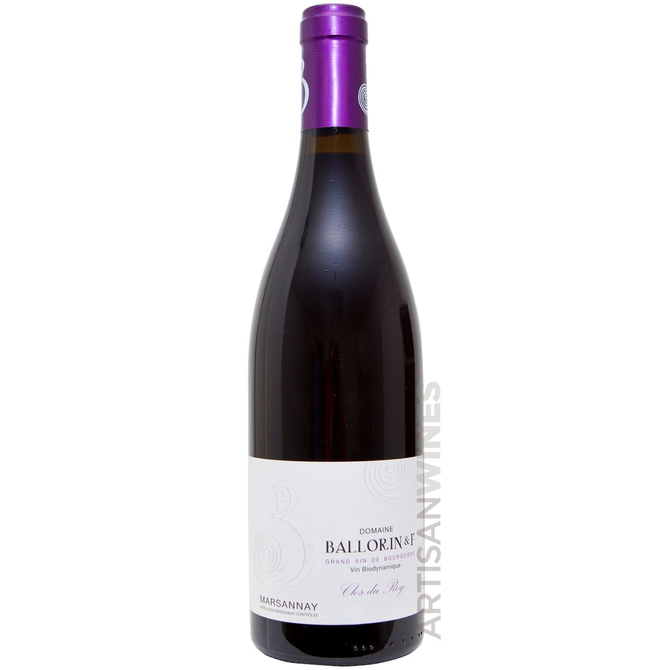 Marsannay Clos du Roy Bourgogne Pinot Noir