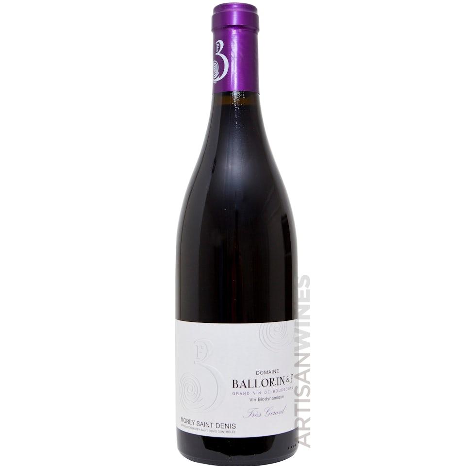 Morey Saint Denis Tres Girard Bourgogne Pinot Noir