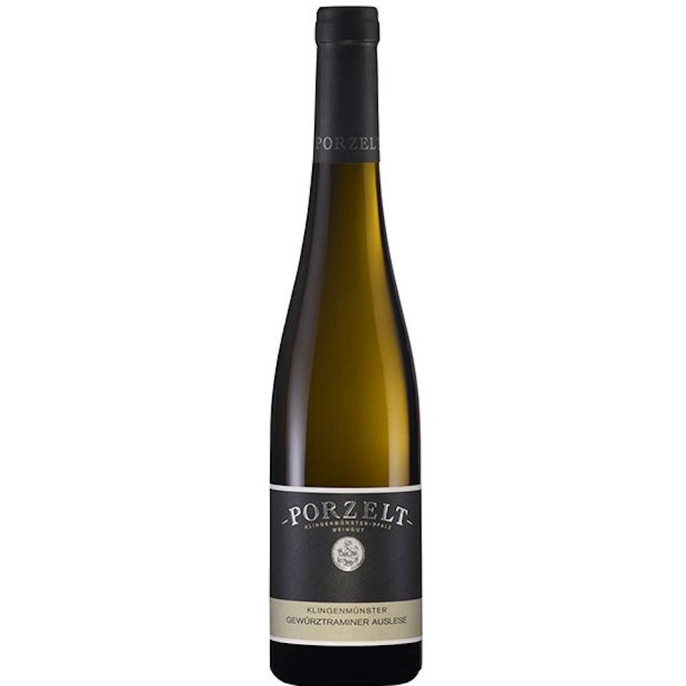 Gewürztraminer Auslese Weingut Porzelt